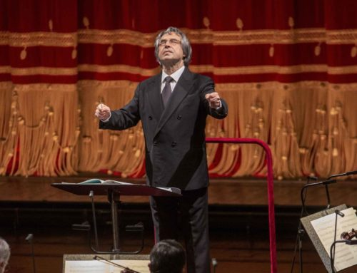 """Muti alla Scala: """"Commosso dopo un anno di streaming"""""""