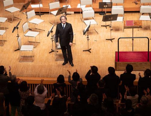 Riccardo Muti Italian Opera Academy, Tokyo 2021