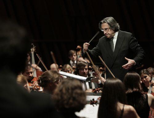 Tour Europeo con l'Orchestra Cherubini, Maggio 2018