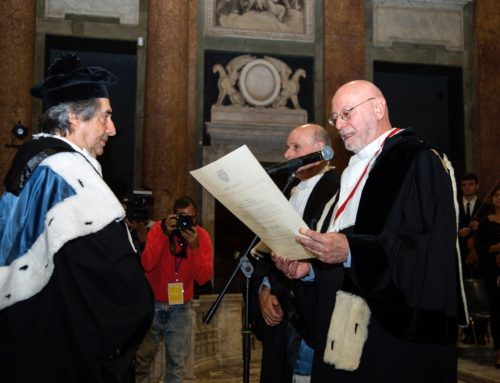 Laurea Honoris Causa – October, 5 2019
