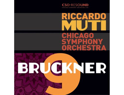 New Release: CD Muti/CSO – Bruckner 9