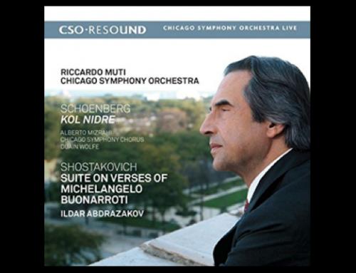 New Release: CD Muti/CSO – Schönberg-Šostakovič