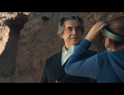 Riccardo Muti protagonista del nuovo spot TIM