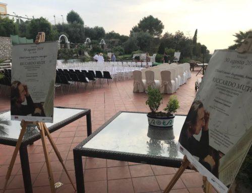 Muti a Capri: Un racconto di vita tra maestri, etica e musica