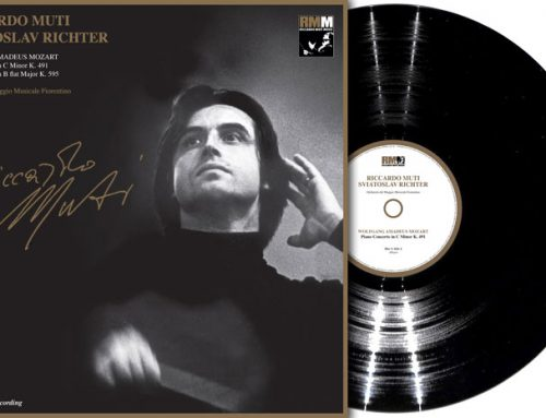Collectors' Vinyl: 1.000 numbered copies, hand-signed by Riccardo Muti. Discover the audio preview