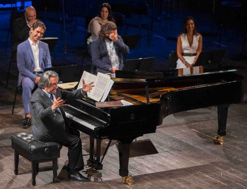 Riccardo Muti Italian Opera Academy 2020 – Photogallery