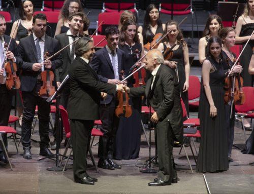 Concerto Muti-Pollini a Ravenna: Photogallery