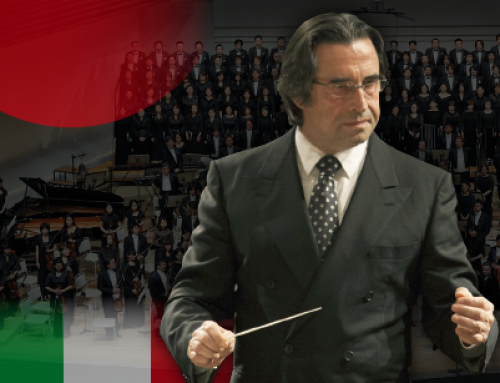 The Riccardo Muti Italian Opera Academy hosted in Tokyo for three years, from 2019 to 2021