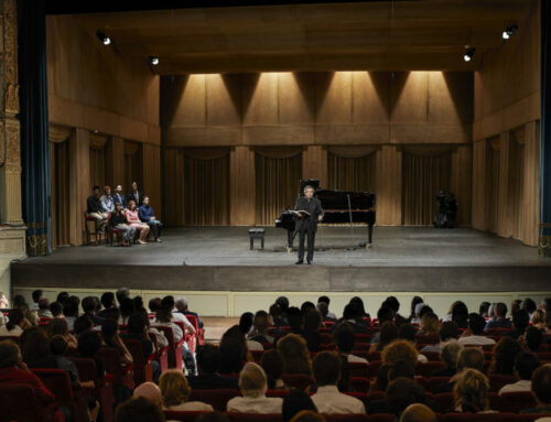 Riccardo Muti Italian Opera Academy 2021 with Fondazione Prada