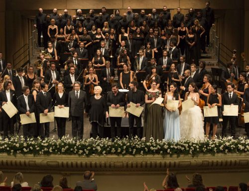 Riccardo Muti, Verdi and the young talents