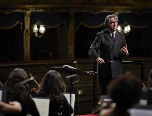 Riccardo Muti e l'Orchestra Cherubini in streaming gratuito dal Teatro Alighieri