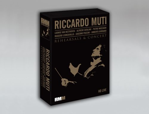 Nuovo Box Set 3 DVD: Prove e Concerto, Beethoven e Compositori Italiani