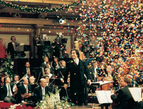 Riccardo Muti and New Year's Concert