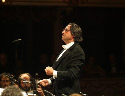 Riccardo Muti inaugura le manifestazioni per il 150° della nascita di Toscanini