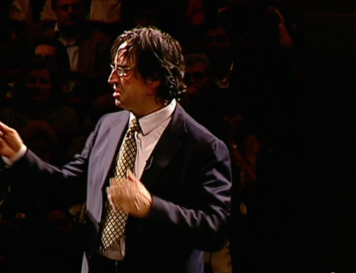 Muti reharses and conducts the Symphonie Fantastique on TV