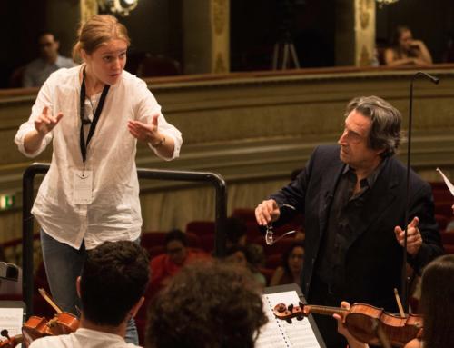 Muti prova La Traviata su RAI 5