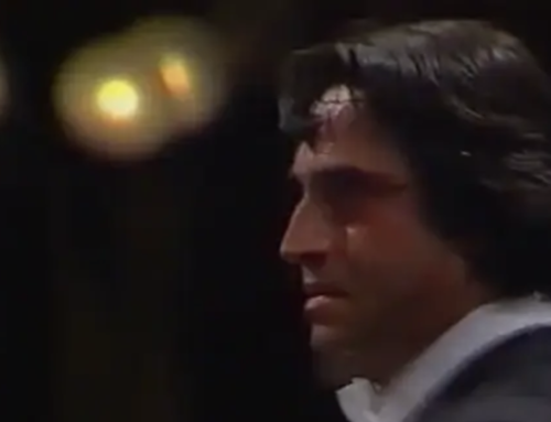 Riccardo Muti conducts the Orchestra of the Teatro alla Scala in Beethoven's Fifth Symphony, 1992.