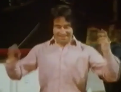 Riccardo Muti prova Nabucco al Teatro alla Scala, 1986