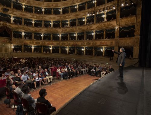 Riccardo Muti's welcome message for 2018 Italian Opera Academy