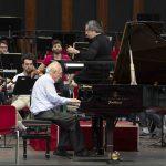 Muti and Pollini in Rehearsal ©SilviaLelli