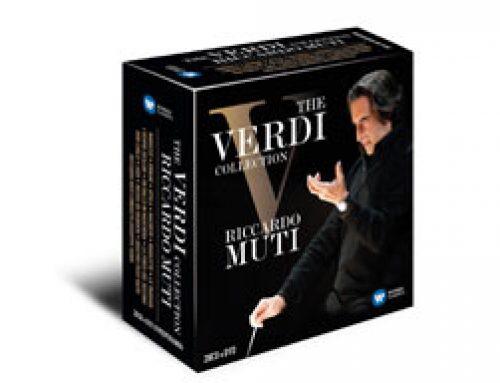The Verdi Collection – Académie du Disque Lyrique Prize