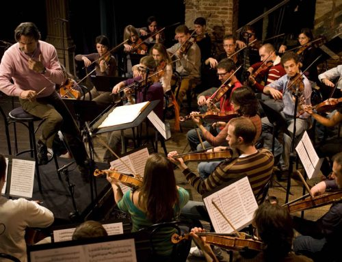 Riccardo Muti – Orchestra Rehearsals on Rai 1