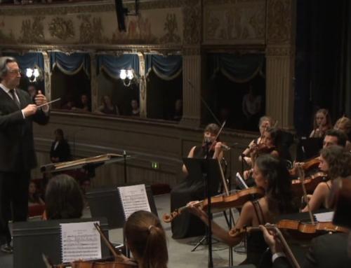 Italian Opera Academy – Guarda il video e scopri come partecipare